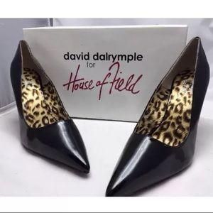 David Dalrymple For House Of Field Heels Shoes